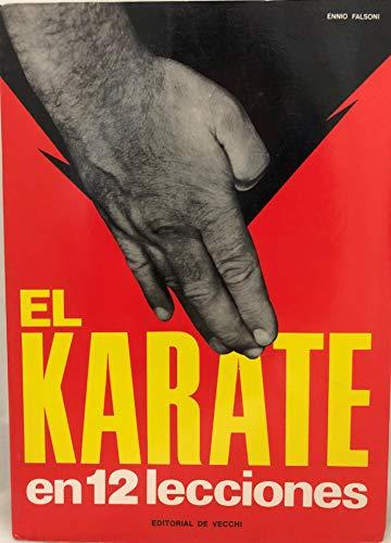 9788431509217: El Karate En 12 Lecciones