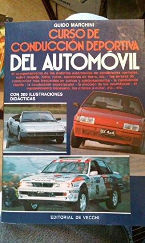 9788431510244: Cursos de conduccion deportiva del automovil
