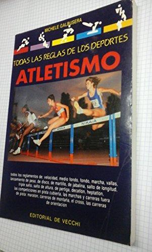 Imagen de archivo de Todas Las Reglas Del Atletismo a la venta por Libros Tobal