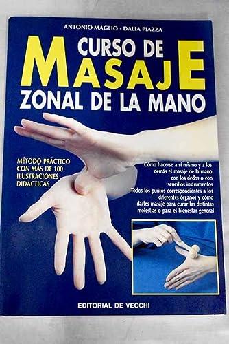 9788431510879: Curso de Masaje Zonal de La Mano (Spanish Edition)