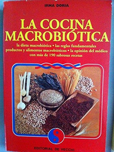 9788431512293: La Cocina Macrobiotica (Spanish Edition)