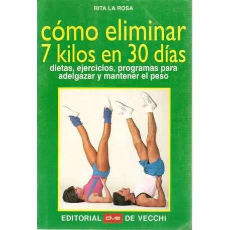dieta para bajar de peso 7 kilos en 7 dias