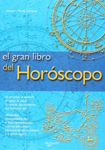 9788431515980: El gran libro del horoscopo (Spanish Edition)