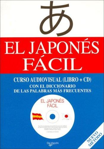 Japones Facil, El - Con Un Cassette: de Expertos 2100