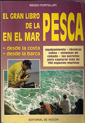 9788431517052: EL GRAN LIBRO DE LA PESCA EN EL MAR, DES