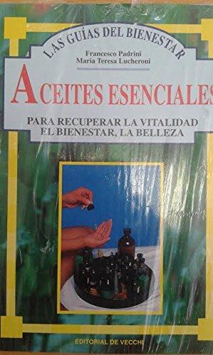 9788431517151: Aceites esenciales