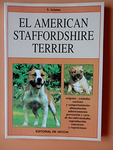 9788431518721: El American Staffordshire Terrier (Spanish Edition)