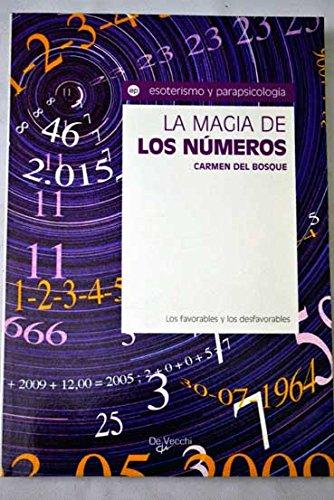 9788431519261: La Magia de Los Numeros (Spanish Edition)