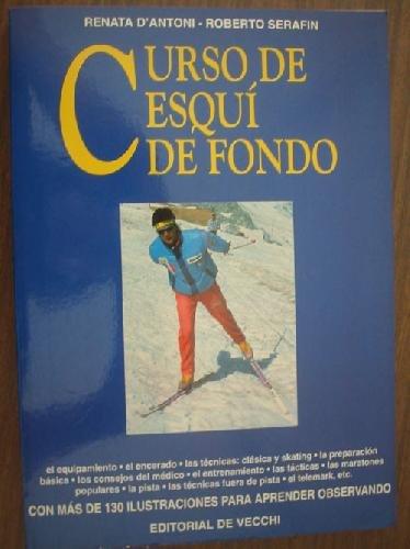 9788431520540: Curso de esqui de fondo