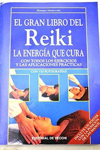9788431521189: El Gran Libro del Reiki (Spanish Edition)