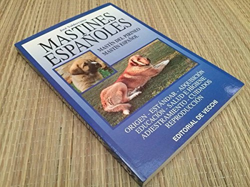 9788431521592: Mastines Espanoles (Spanish Edition)