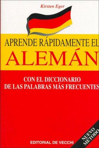 9788431521615: Aprende Rapidamente El Aleman (Spanish Edition)