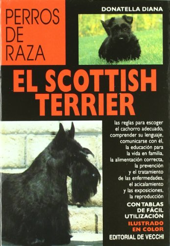 9788431521820: El scottish terrier (Animales)
