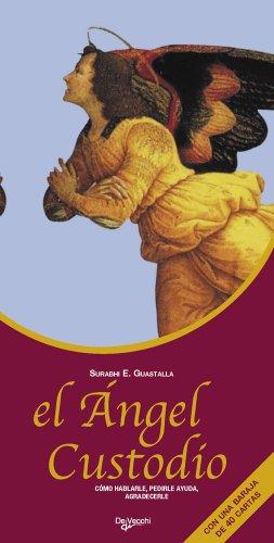 9788431522360: Angel Custodio, El - Estuche Con 40 Cartas (Spanish Edition)