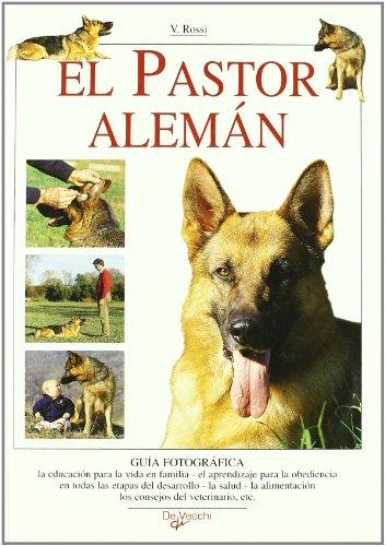 9788431524265: El pastor alemán (Animales)