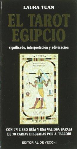 El Tarot Egipcio (9788431525514) by Laura Tuan