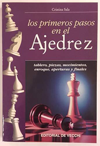 Los primeros pasos en el ajedrez: Cristina Sala