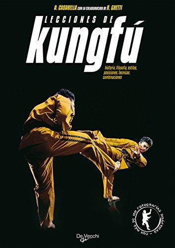9788431526740: Lecciones de kungfú wushu (Artes Marciales)
