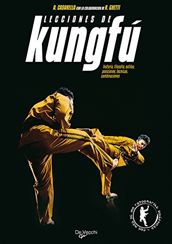 9788431526740: Lecciones de kungfu wushu (Spanish Edition)