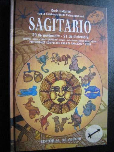 9788431527006: Sagitario (2002-2003)