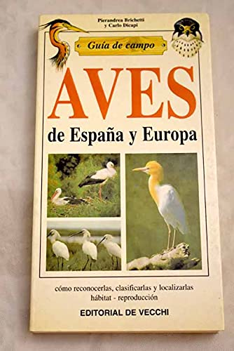 9788431527372: Guía de campo de aves de España y Europa