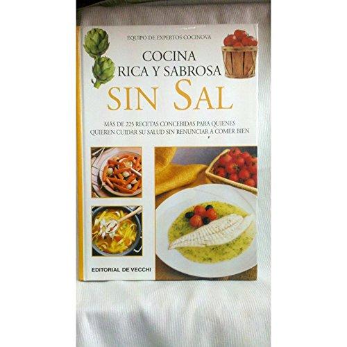 9788431528256: Cocina sin sal rica y sabrosa