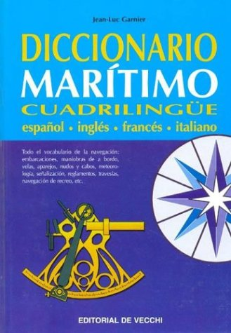 9788431528560: Diccionario Maritimo Cuadrilingue (Spanish Edition)