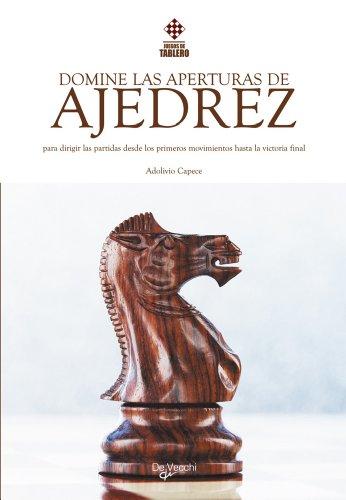 9788431528676: Domine Las Aperturas de Ajedrez (Spanish Edition)