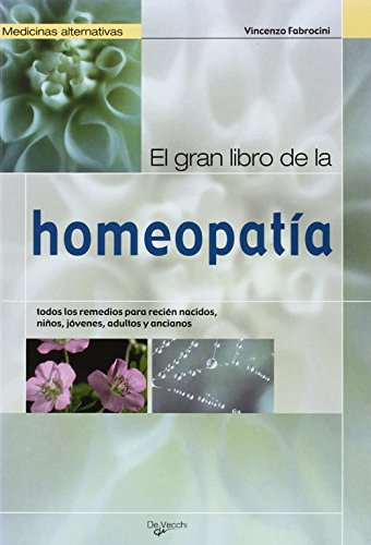 9788431529949: El Gran Libro de la Homeopatia