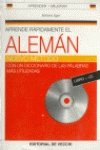 9788431531966: Aprende rapidamente el Aleman (+CD) (Aprender Y Mejorar)