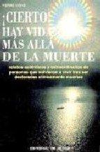 9788431532147: Cierto! Hay Vida Despues de La Muerte - Bolsillo (Spanish Edition)