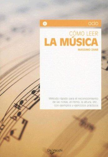 9788431533281: Como Leer La Musica (Ocio) (Spanish Edition)