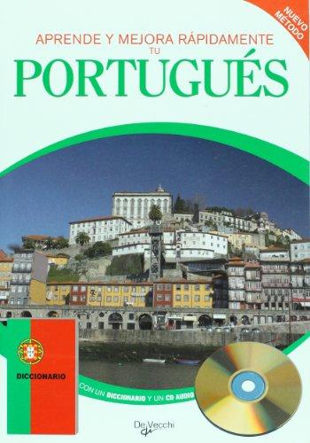 9788431537098: Aprende y mejora rapidamente tu portugues (+CD) (Aprender Y Mejorar)