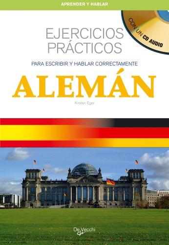 Alemán. Ejercicios prácticos + CD (Desarrollo profesional) - Kristen Eger