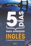 9788431538835: 5 días para aprender inglés