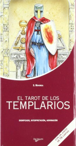 9788431539030: El tarot de los templarios (Spanish Edition)