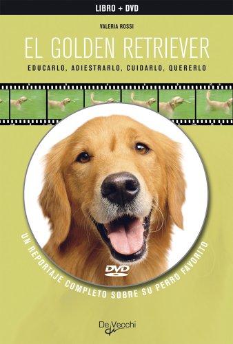 9788431539283: El golden retriever (libro + DVD) (Spanish Edition)