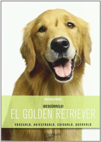9788431539290: GOLDEN RETRIEVER Descubrelo !
