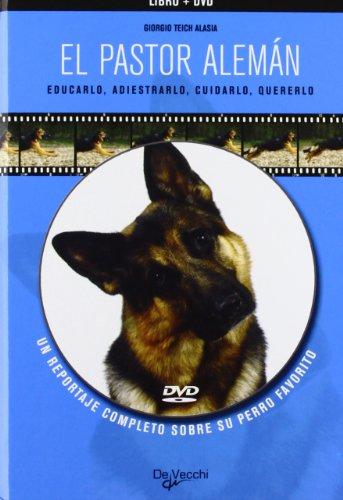 9788431539320: El pastor aleman (libro y DVD) (Spanish Edition)