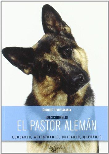 9788431539337: El pastor alemam, descubrelo (Spanish Edition)