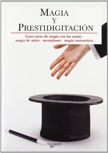 9788431539542: Magia y prestidigitacion. Gran curso de magia con las cartas, magia de salón, mentalismo, magia matemática. (Spanish Edition)