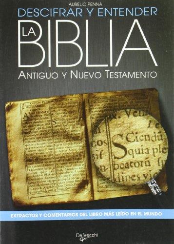 9788431539658: Descifrar y entender la biblia - antiguo y nuevo testamento