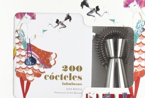 9788431540586: 200 cocteles fabulosos