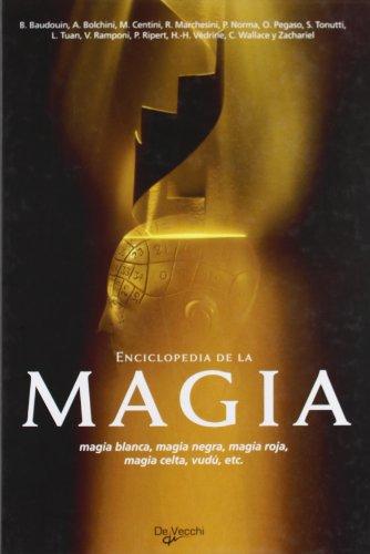 9788431541330: La enciclopedia de la magia (Ciencias humanas)