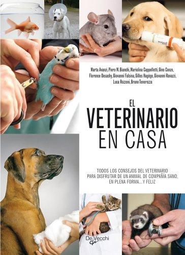 9788431541347: El veterinario en casa (Animales)