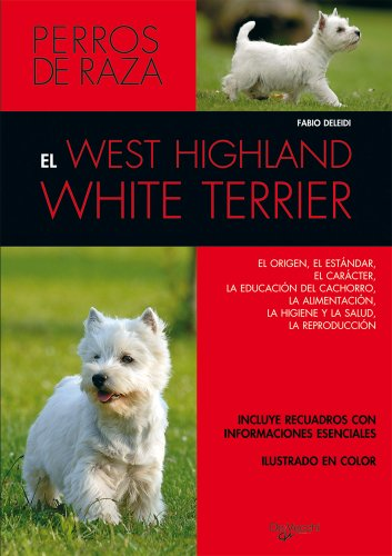 9788431541439: El west highland white terrier. Perros de raza