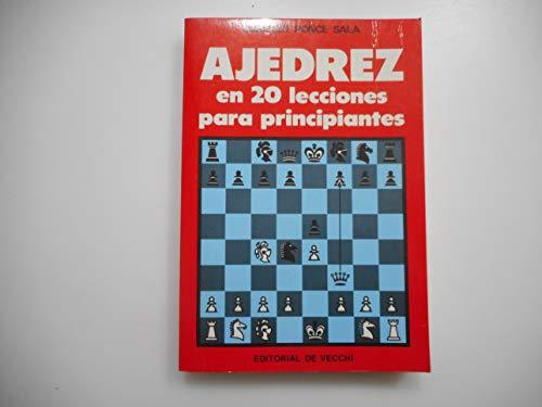 9788431546557: Ajedrez En 20 Lecciones Para Principiantes (Spanish Edition)