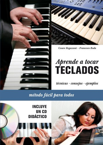 9788431550233: Aprende a tocar teclados + CD