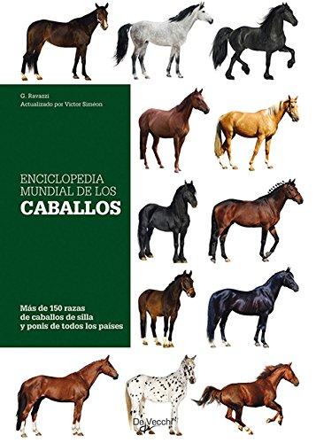 9788431550295: Enciclopedia mundial de los caballos (Enciclopedia Practica)