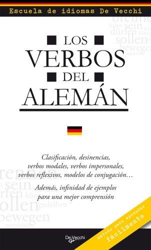 9788431550387: Los verbos del alemán (Escuela De Idiomas)